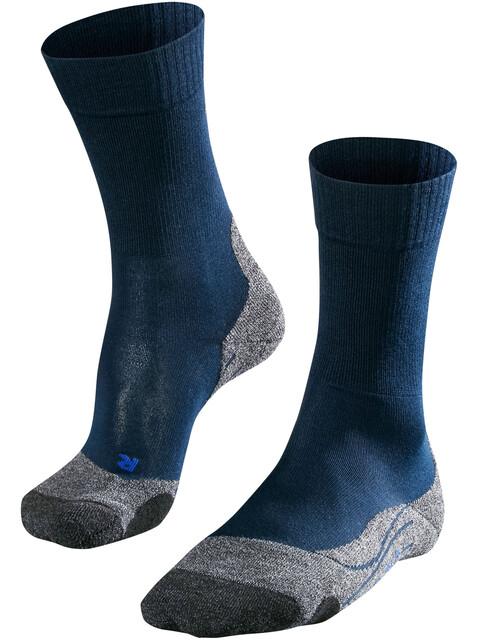 Falke TK2 Cool Trekking Socks Men marine